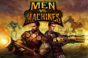 Portada Men VS Machines